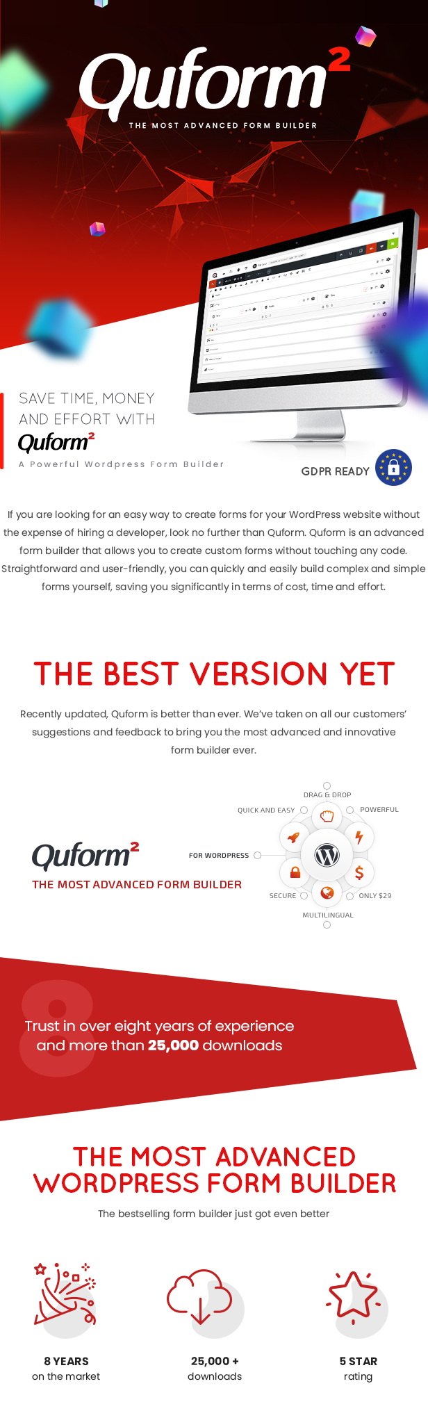 Quform 2 features intro